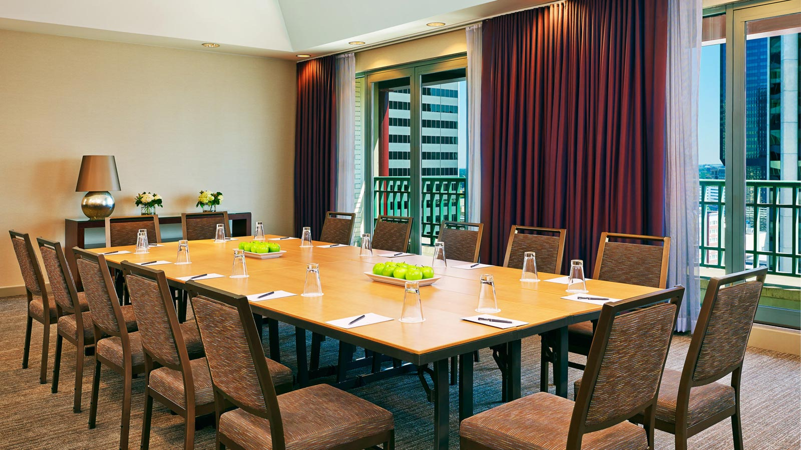 Denver Meeting Space - Boardroom