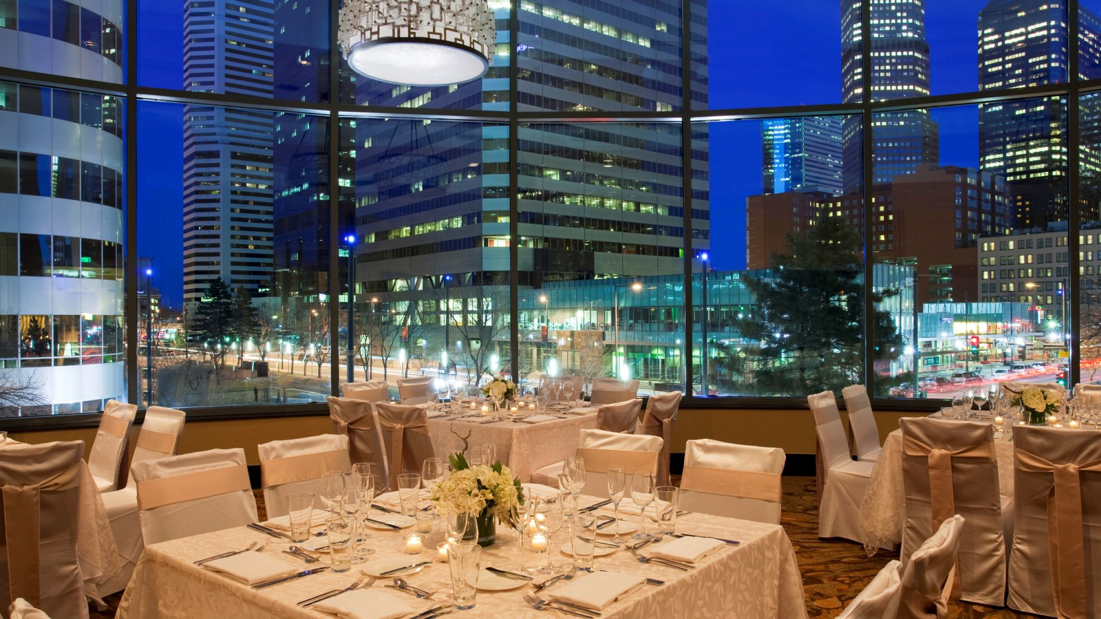 Denver Wedding Venues - The Westin Denver Downtown