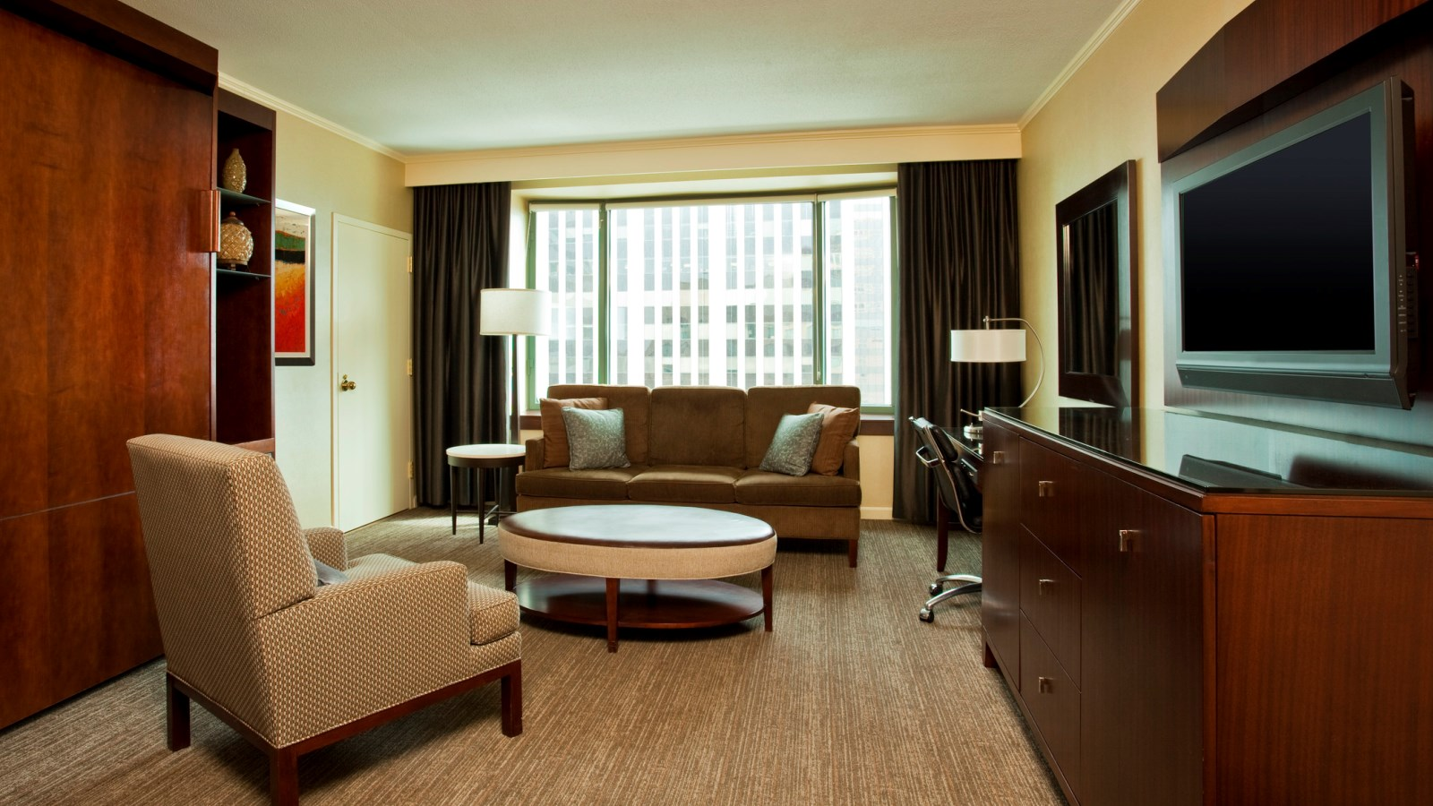 Tabor Suite in Downtown Denver Hotel - The Westin Denver Downtown