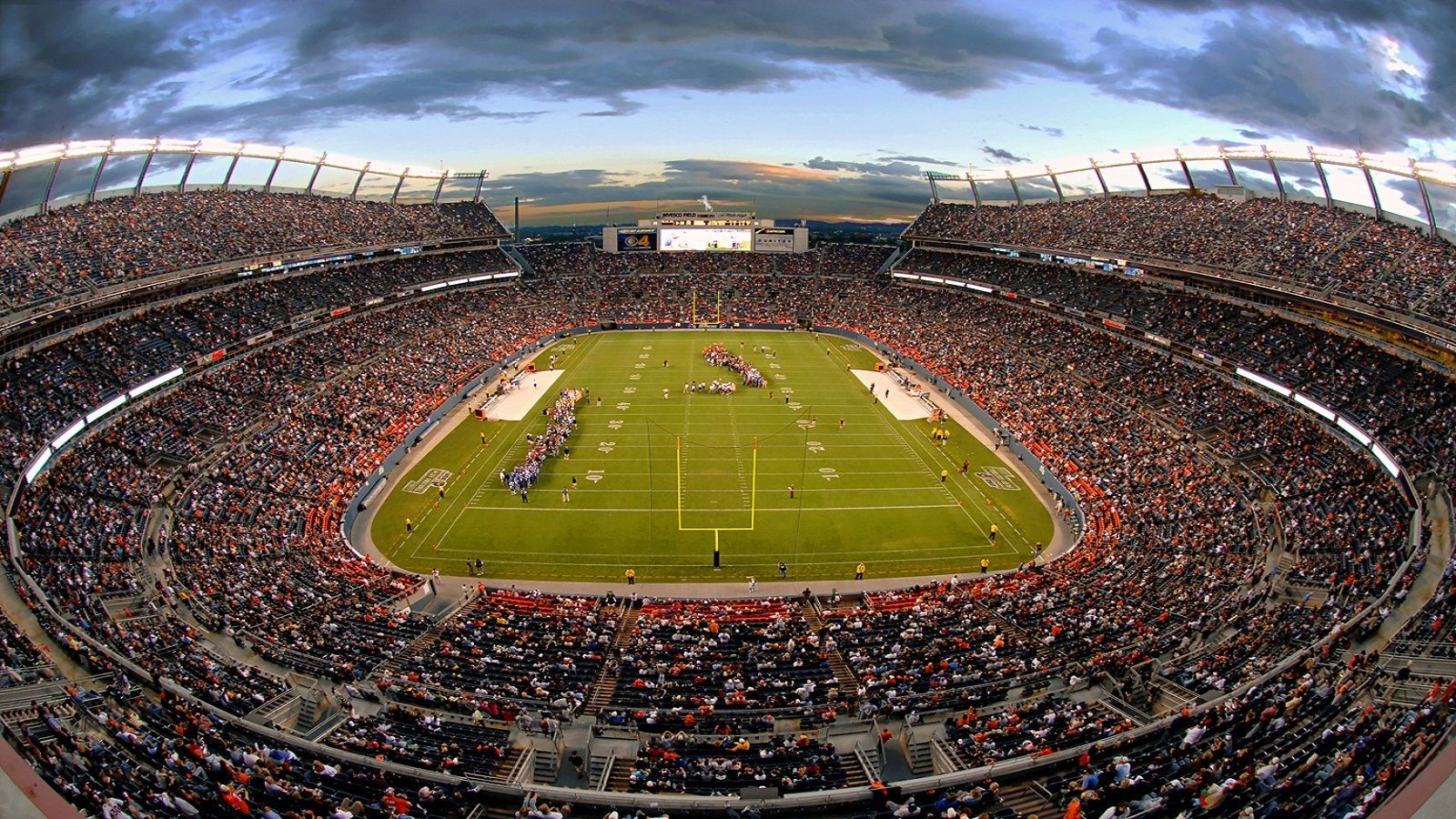 The Westin Denver Downtown - Sports Authority Field at Mile High Stadium