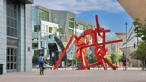 Downtown Denver Attractions - Denver Art Museum