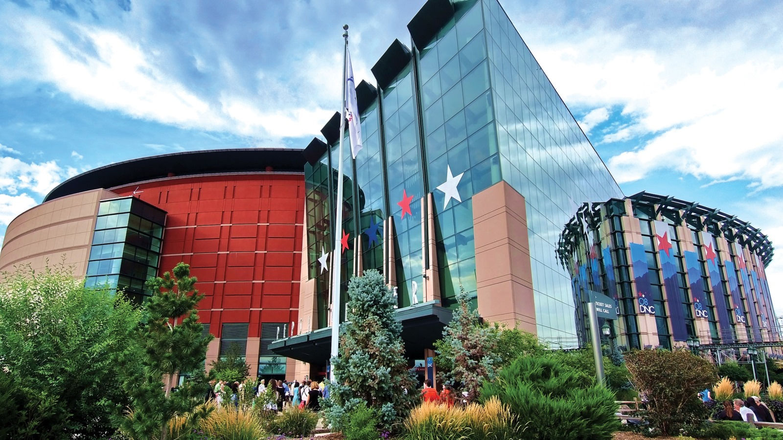 Downtown Denver Attractions - Pepsi Center
