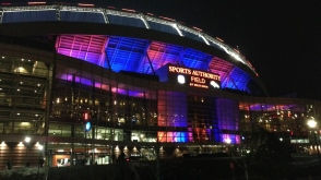 Downtown Denver Attractions - Sports Authority Field at Mile High