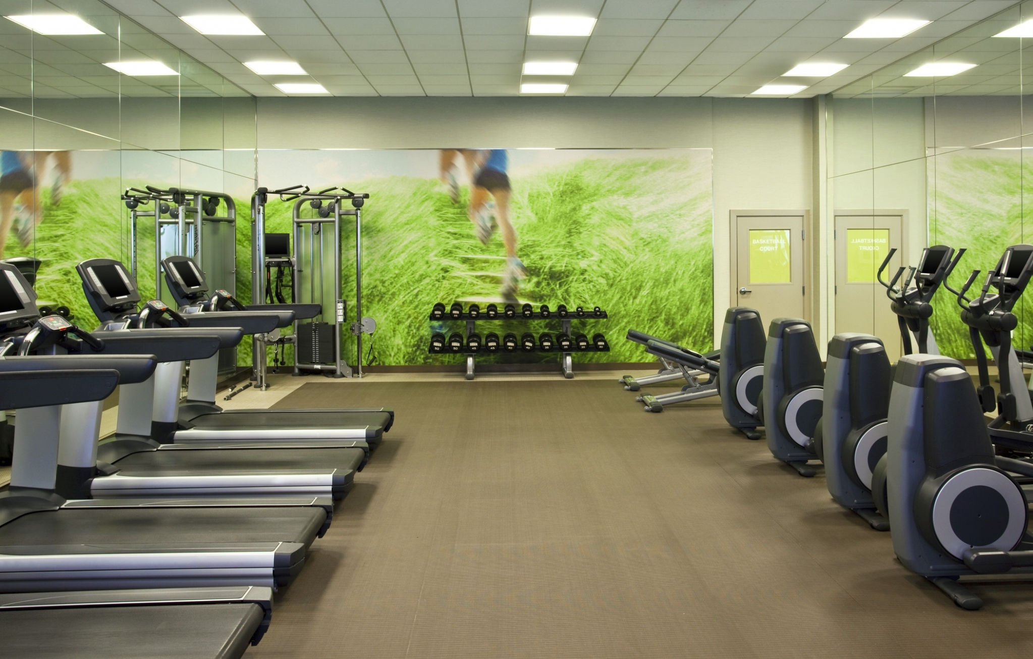 The Westin Denver Downtown Hotel - Fitness Center